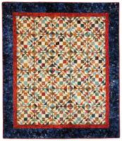 Scrappy Taffy Quilt Pattern CMQ-138