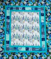 Around the Town Quilt Pattern CMQ-139