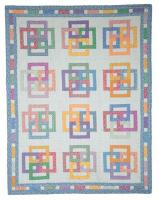 Woven Rings Quilt Pattern CMQ-140