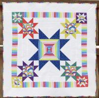 Star Crossing Quilt Pattern CMW-101