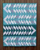 Opposite Directions Quilt Pattern CMW-106