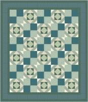 Jog Road Quilt Pattern CPW-109