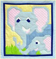 Elephants Quilt Pattern CQ-046