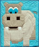 Hippo Quilt Pattern CQ-069