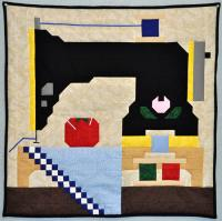 Sewing Machine Quilt Pattern CQ-073