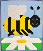 Bumble Bee Quilt Pattern CQ-086
