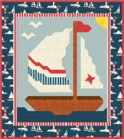 Sailboat Quilt Pattern CQ-087