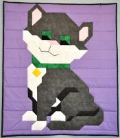 Cat Quilt Pattern CQ-098