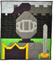 Knight Quilt Pattern CQ-122