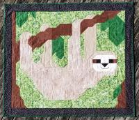 Sloth Quilt Pattern CQ-151