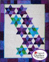 Sparkling Trail Quilt Pattern CQD-1041e