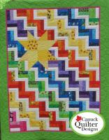 Star Steps Quilt Pattern CQD-1058e