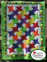 Starlight Wishes Quilt Pattern CQD-1065e