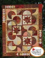 Autumn Moons Quilt Pattern CQD-1089e