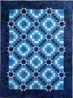 Mostly Clear Quilt Pattern CQD-5567e