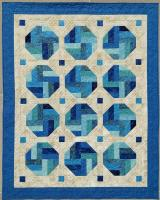 Topiaries Quilt Pattern CQD-5628e