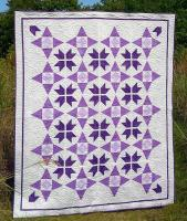 Stellar Breeze Quilt Pattern CQD-5659e