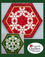 Snow Dreams Quilt Pattern CQD-582e