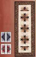 Four Seasons Table Runner Pattern CTD-1001