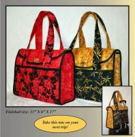 Executive Tote Pattern CTD-1023