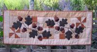 Acorn and Leaf Table Runner Pattern CTG-021