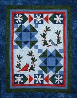 Winter Friends Quilt Pattern CTG-022