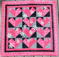 Simply Hearts Quilt Pattern CTG-036