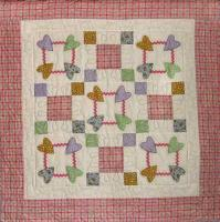 Baby Charm Gift Set Quilt Pattern CTG-086