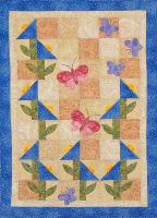 Bluebell Meadow Quilt Pattern CTG-097