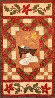 In the Manger Banner Pattern CTG-103