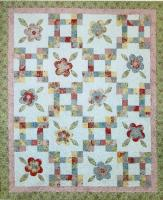 Square Dance Quilt Pattern CTG-110