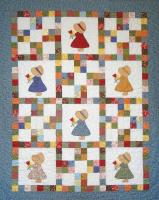 Country Girls Quilt Pattern CTG-112