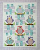 Baby Hoots Quilt Pattern CTG-124