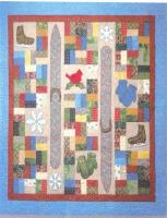 Winter Memories Quilt Pattern CTG-126