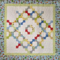 Charming Bow Ties Quilt Pattern CTG-131