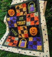 Candy Hunt Quilt Pattern CTG-152