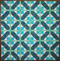 Square upon Square Quilt Pattern CTG-163
