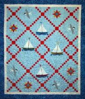 Sailor's Delight Quilt Pattern CTG-173