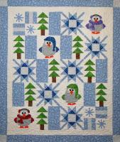 Winter Whoo Quilt Pattern CTG-175