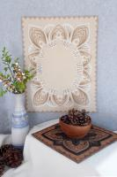 Art Nouveau Table Mat(s) Pattern DBM-027