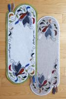 Feather Your Nest Table Runner Pattern DBM-030