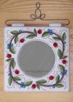 Woodland Reflections: Wall Hanging or Mirrored Tray Pattern DBM-036