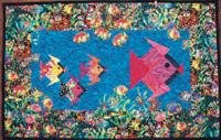 Under the Sea Quilt Pattern DCM-002
