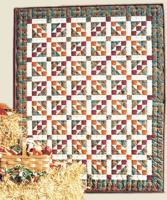 Country Roads Quilt Pattern DCM-004