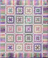 A Dash to the Finish - Classy Quilt Pattern DCM-014