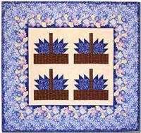 Beary Baskets Quilt Pattern DCM-FREE1