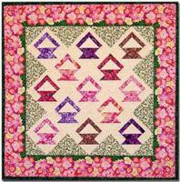 Charming Baskets Quilt Pattern DCM-FREE2