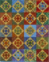 Indian Summer Quilt Pattern DCM-FREE3