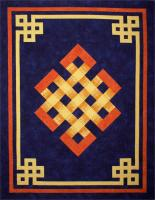 Gateway to Mongolia Quilt Pattern DFQ-101