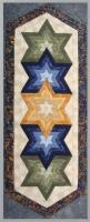 Star Chain Table Runner Pattern DLP-102